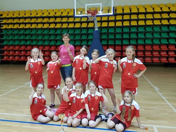 Draudzības turnīrs basketbolā