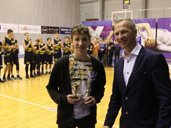 Eiropas Jauniešu basketbola līgas (EJBL) 2.posma sacensības