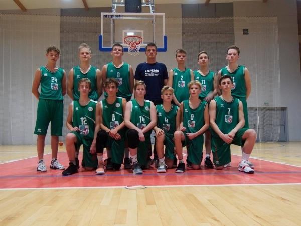 LSSS basketbolisti no EYBL 1. posma atgriežas ar 2. vietu