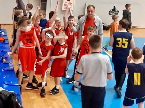 Jaunais gads iesācies ar ''Baltais kauss'' turnīriem basketbolā