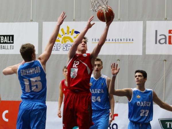 Jaunie basketbolisti aizvada EYBL turnīrus Liepājā un Ventspilī