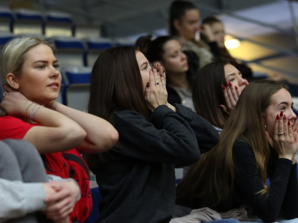 Minskā aizvadīts EYBL 1. posms
