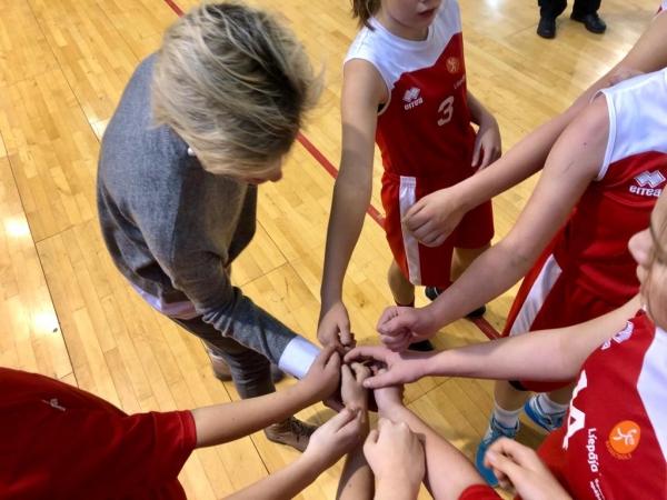 LSSS jaunie basketbolisti ir uzsākuši sezonu