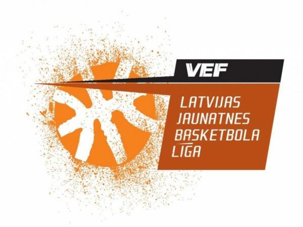 VEF LJBL finālturnīrs U16 (2000./01.)