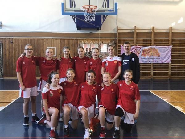 U15 basketbolistes aizvada EGBL 2.posma sacensības