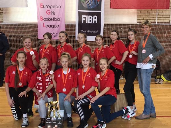 Par Eiropas meiteņu basketbola līgu